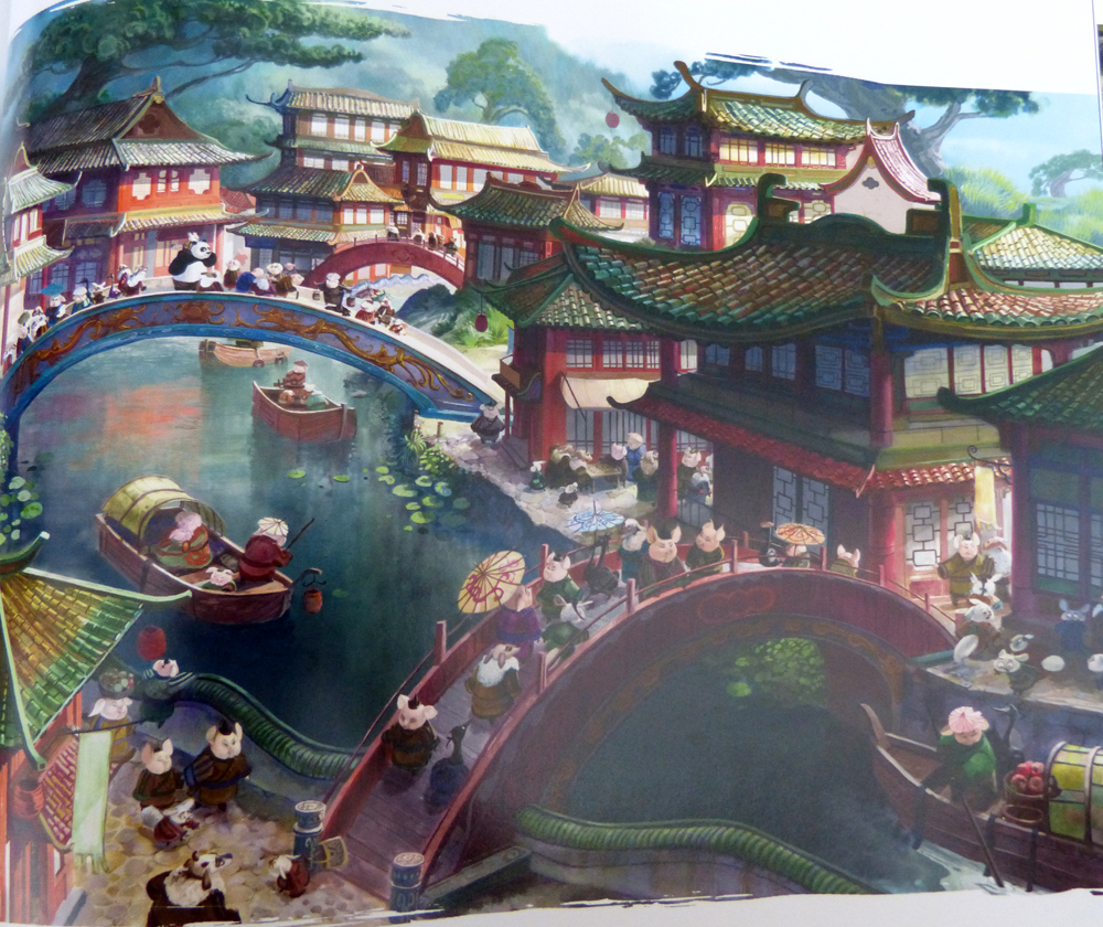 [Livre] Le Making of de Kung Fu Panda P1030678_zps7c7cf6bd