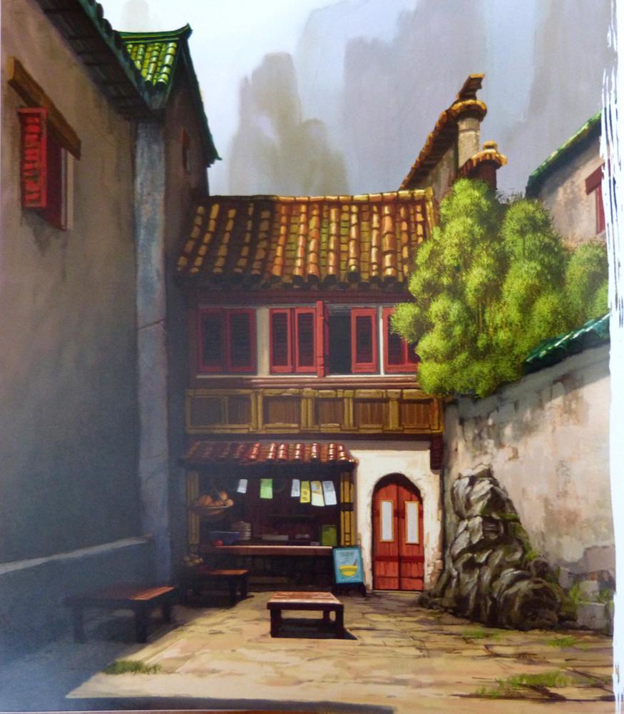[Livre] Le Making of de Kung Fu Panda P1030679_zps3c1976a3