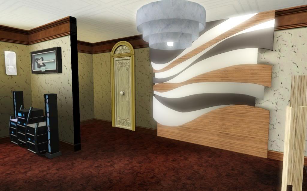 A Rockstar's Crib!!! 6