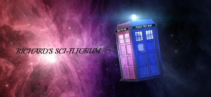 Richard's Sci- Fi Forum & classic TVff