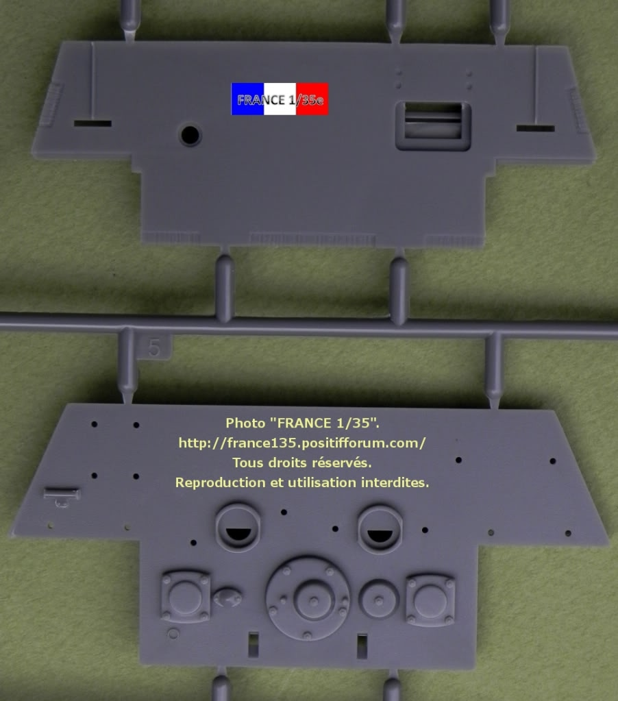 "Panzerkampfwagen VII ""Löwe"". Amusing-Hobby (Amusinghobby). 1/35, ref 35A005. Plastique injecté, métal et photodécoupe. FRANCE135_PZKWVIILOWE_AMUSINGHOBBY_1-35_REF35A005_10_zps82be6ec3"