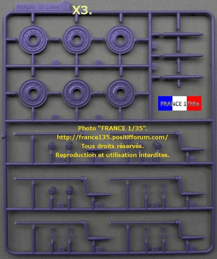 """Panzerkampfwagen VII """"Löwe"""". Amusing-Hobby (Amusinghobby). 1/35, ref 35A005. Plastique injecté, métal et photodécoupe. FRANCE135_PZKWVIILOWE_AMUSINGHOBBY_1-35_REF35A005_21_zpsa7e20d93"""