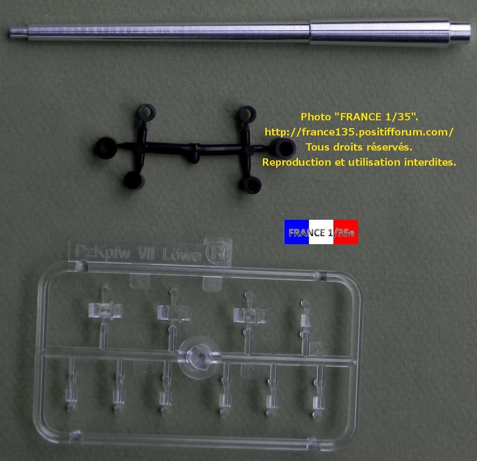 """Panzerkampfwagen VII """"Löwe"""". Amusing-Hobby (Amusinghobby). 1/35, ref 35A005. Plastique injecté, métal et photodécoupe. FRANCE135_PZKWVIILOWE_AMUSINGHOBBY_1-35_REF35A005_29_zps543bf263"""