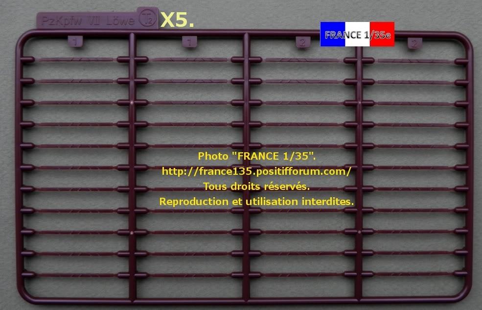 """Panzerkampfwagen VII """"Löwe"""". Amusing-Hobby (Amusinghobby). 1/35, ref 35A005. Plastique injecté, métal et photodécoupe. FRANCE135_PZKWVIILOWE_AMUSINGHOBBY_1-35_REF35A005_34_zps7d2650dd"""