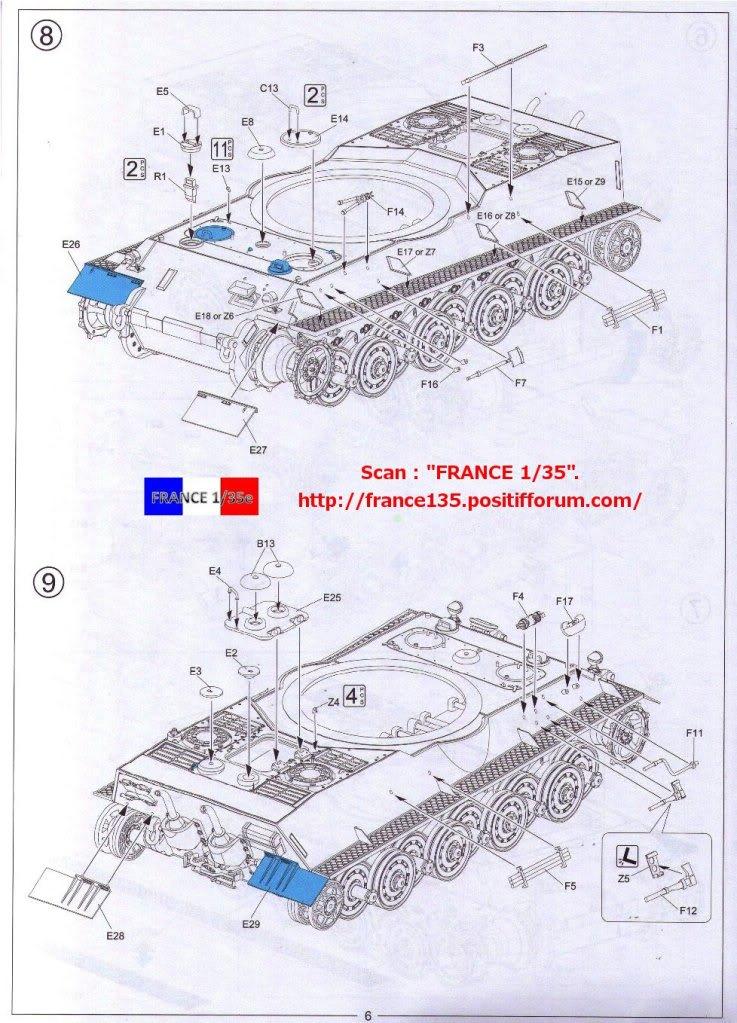 """Panzerkampfwagen VII """"Löwe"""". Amusing-Hobby (Amusinghobby). 1/35, ref 35A005. Plastique injecté, métal et photodécoupe. FRANCE135_PZKWVIILOWE_AMUSINGHOBBY_1-35_REF35A005_40_zps5f8a29f3"""