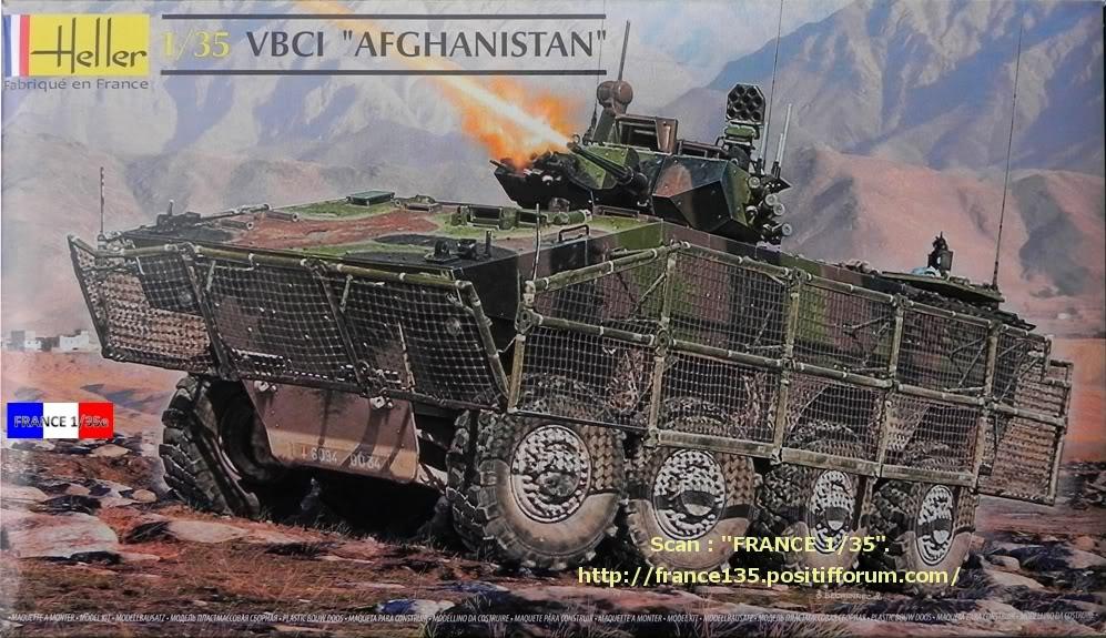 VBCI, Véhicule Blindé de Combat d'Infanterie. HELLER. 1/35, ref 81147. Plastique injecté. HELLER_1-35_VBCI_01_zps7567d2ec