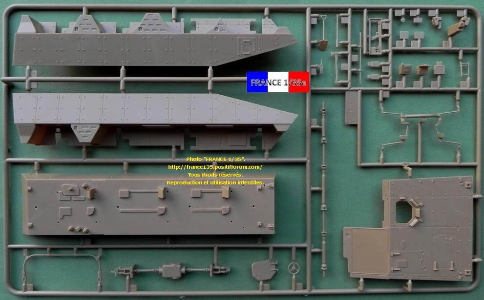 VBCI, Véhicule Blindé de Combat d'Infanterie. HELLER. 1/35, ref 81147. Plastique injecté. HELLER_1-35_VBCI_03_zps0dae8882