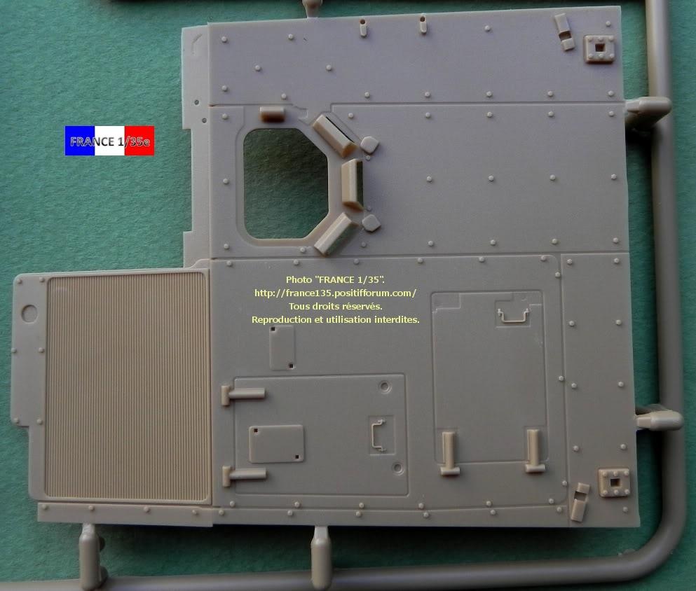 VBCI, Véhicule Blindé de Combat d'Infanterie. HELLER. 1/35, ref 81147. Plastique injecté. HELLER_1-35_VBCI_04_zpsae9ffe47