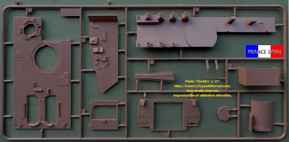 VBCI, Véhicule Blindé de Combat d'Infanterie. HELLER. 1/35, ref 81147. Plastique injecté. HELLER_1-35_VBCI_09_zps439b2ca6