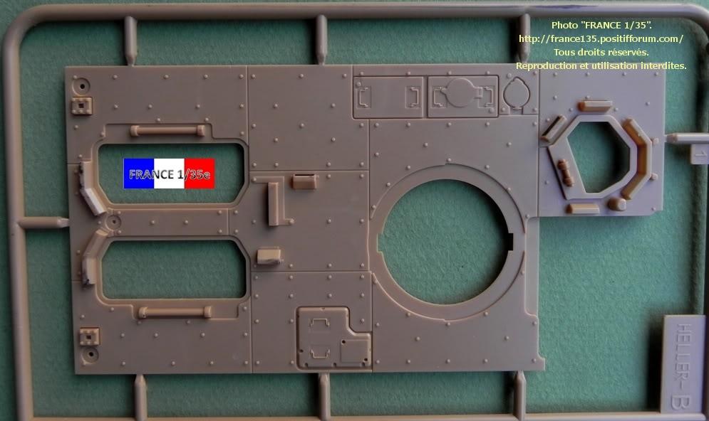 VBCI, Véhicule Blindé de Combat d'Infanterie. HELLER. 1/35, ref 81147. Plastique injecté. HELLER_1-35_VBCI_10_zpscf778f5d
