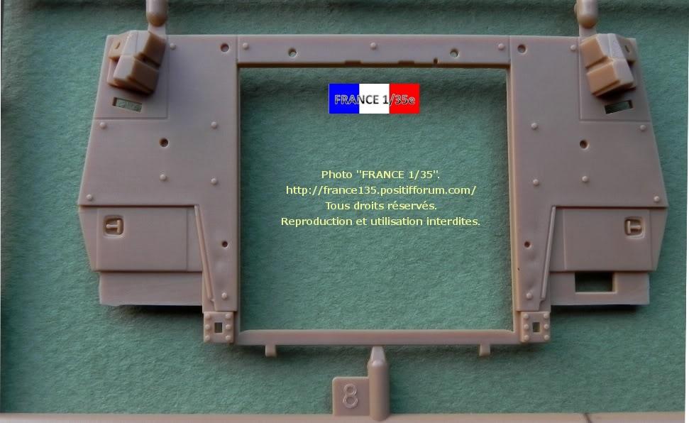 VBCI, Véhicule Blindé de Combat d'Infanterie. HELLER. 1/35, ref 81147. Plastique injecté. HELLER_1-35_VBCI_11_zps469be40b