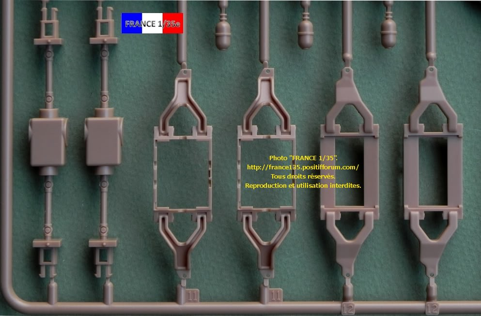 VBCI, Véhicule Blindé de Combat d'Infanterie. HELLER. 1/35, ref 81147. Plastique injecté. HELLER_1-35_VBCI_16_zps51f8e430