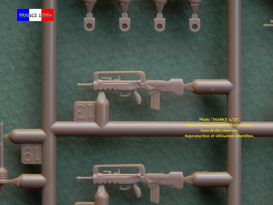 VBCI, Véhicule Blindé de Combat d'Infanterie. HELLER. 1/35, ref 81147. Plastique injecté. HELLER_1-35_VBCI_17_zpsc36641e5