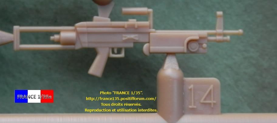 VBCI, Véhicule Blindé de Combat d'Infanterie. HELLER. 1/35, ref 81147. Plastique injecté. HELLER_1-35_VBCI_19_zpsb0d3a29c