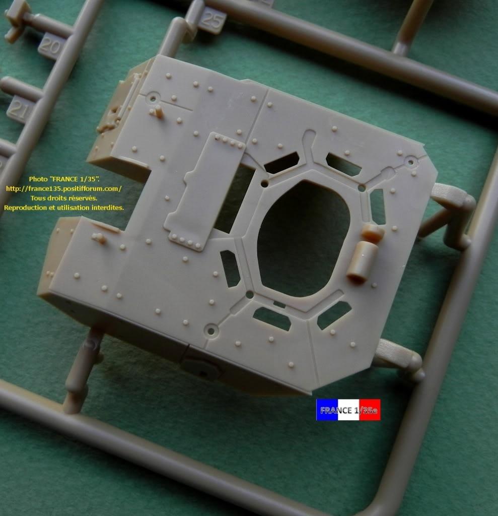 VBCI, Véhicule Blindé de Combat d'Infanterie. HELLER. 1/35, ref 81147. Plastique injecté. HELLER_1-35_VBCI_22_zpsf8f465f8