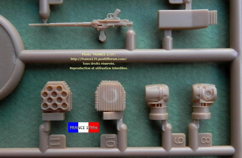 VBCI, Véhicule Blindé de Combat d'Infanterie. HELLER. 1/35, ref 81147. Plastique injecté. HELLER_1-35_VBCI_23_zps46ea3f3d