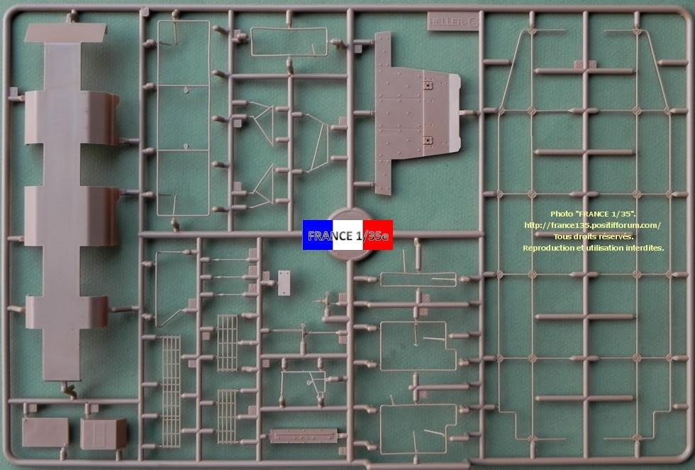 VBCI, Véhicule Blindé de Combat d'Infanterie. HELLER. 1/35, ref 81147. Plastique injecté. HELLER_1-35_VBCI_29_zps0548ef04