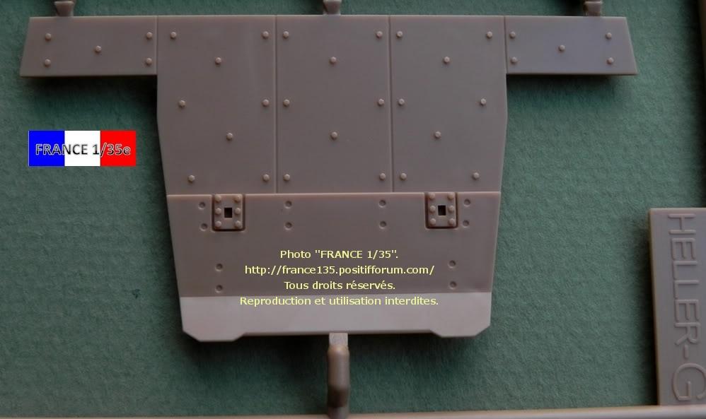 VBCI, Véhicule Blindé de Combat d'Infanterie. HELLER. 1/35, ref 81147. Plastique injecté. HELLER_1-35_VBCI_30_zps56c8fcab