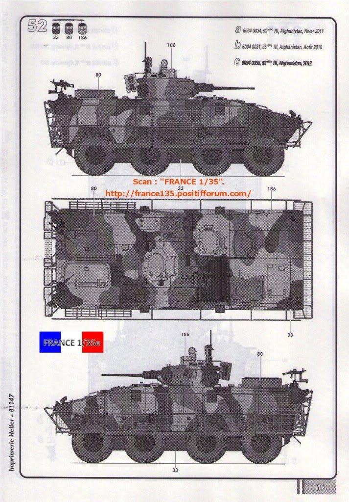 VBCI, Véhicule Blindé de Combat d'Infanterie. HELLER. 1/35, ref 81147. Plastique injecté. HELLER_1-35_VBCI_41_zps037e1044