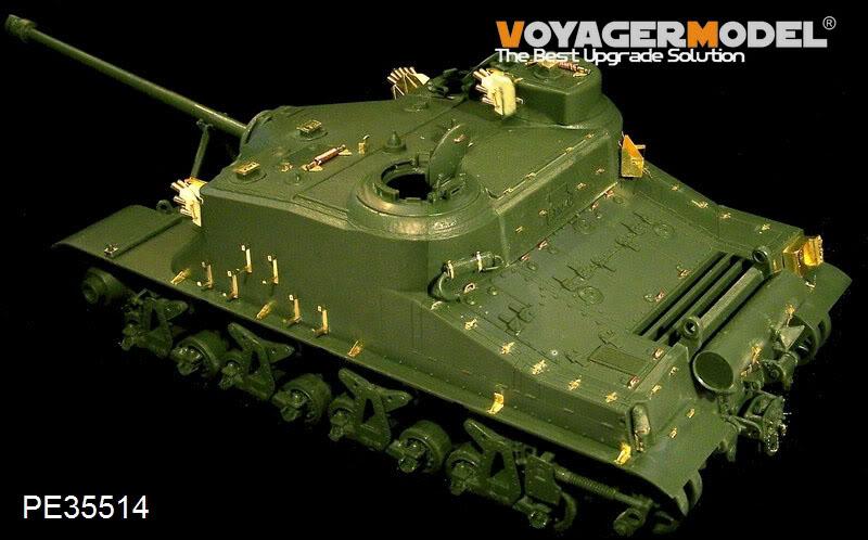 5PCES GP Voyager PEA300 WWII US AFV atenna base set