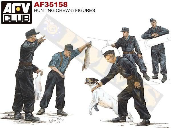 Nouveautés AFV Club. 1/35. UAF35158HuntingCrew5figures2013_zps42c1fc69