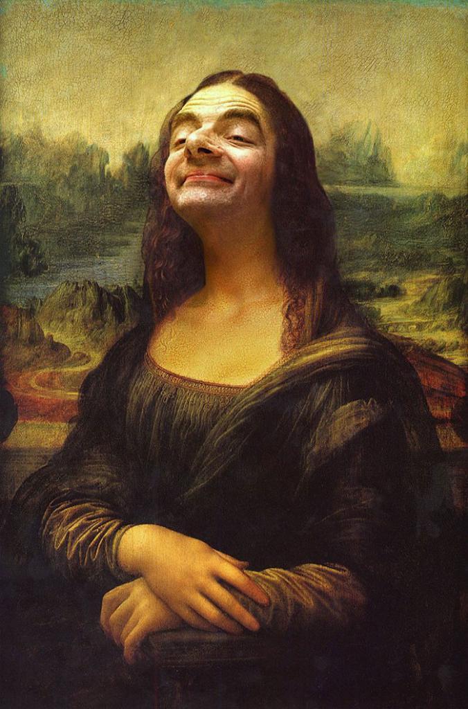 Улыбка (юмор, добрые анекдоты, смешные картинки) - Страница 3 Mr-bean-historic-portraits-rodney-pike-23_zps43f4986b