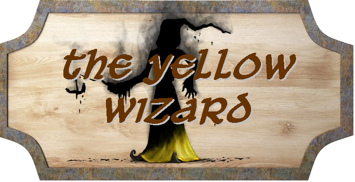 The Yellow Wizard