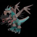 mi nueva especie de dragones y capitanes dragones Cyborfirefrozendrag_zpsd8b867e9