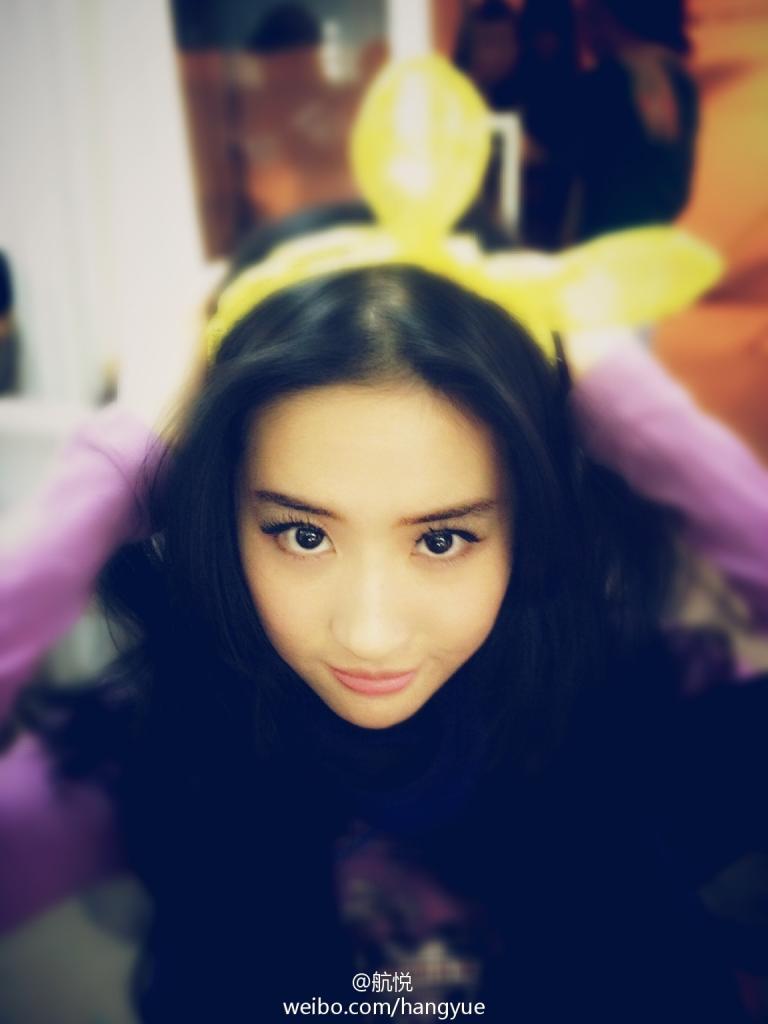 รวมภาพถ่ายจาก Blog และ Sina weibo Hang Yue  - Page 3 4a6856e2jw1ejoz67poldj20w016ojwb_zps921144e9