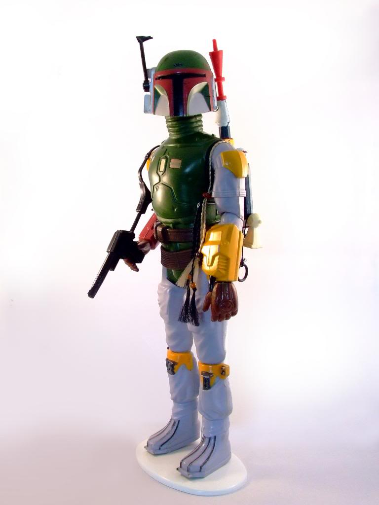 Who here is collecting the original 12 inch doll line from Kenner? BobaFett_zpsa369d194