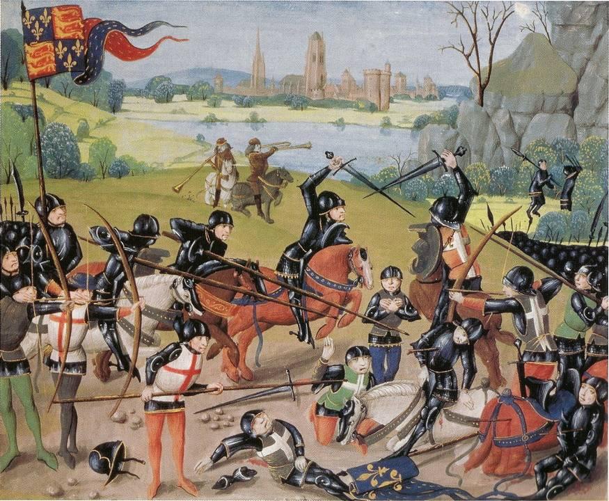 Batalla de Agincourt, 1415 (Inglaterra vs Francia) Agincourt001_zps252b812c