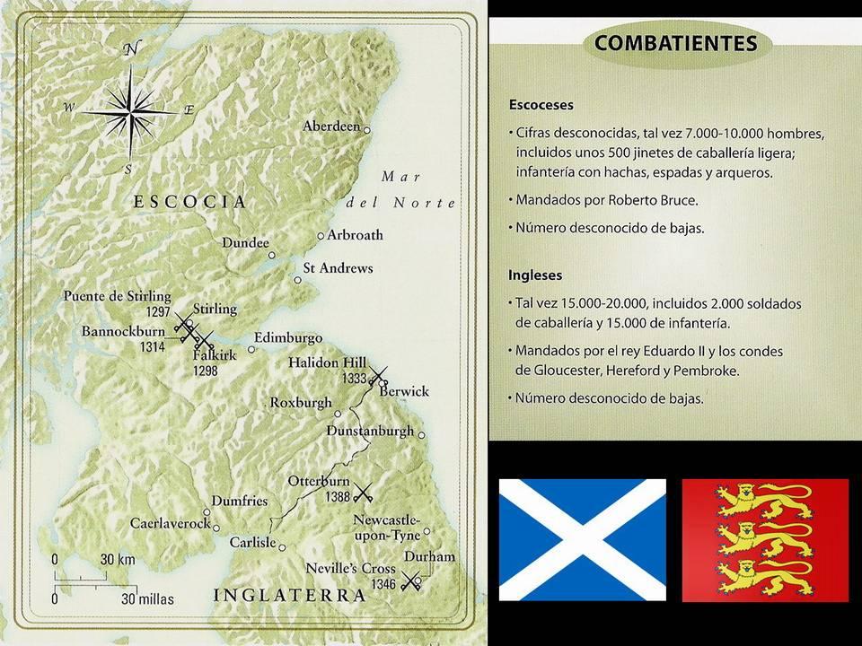 Batalla de Bannockburn, 1314 (Escocia vs Inglaterra) Foto1_zpsd750abf1