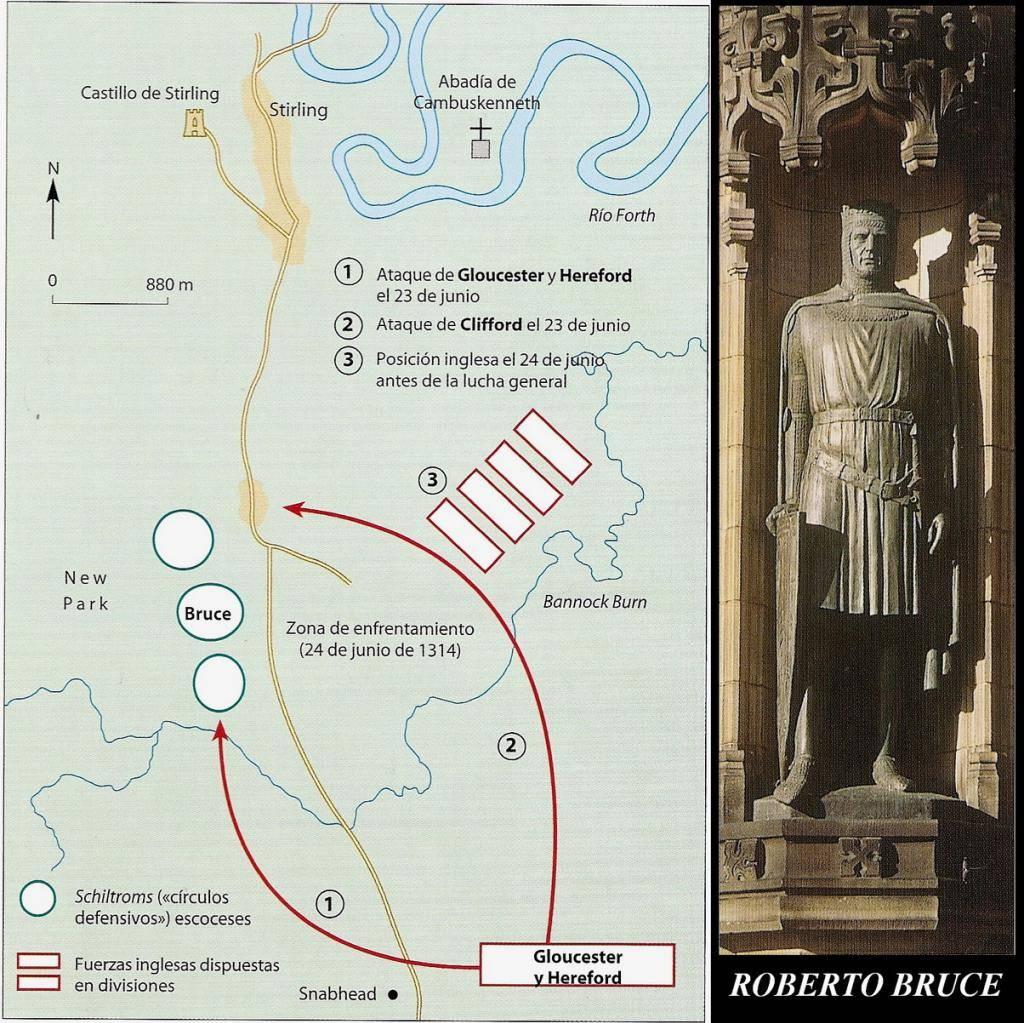 Batalla de Bannockburn, 1314 (Escocia vs Inglaterra) Foto2_zps52c91508