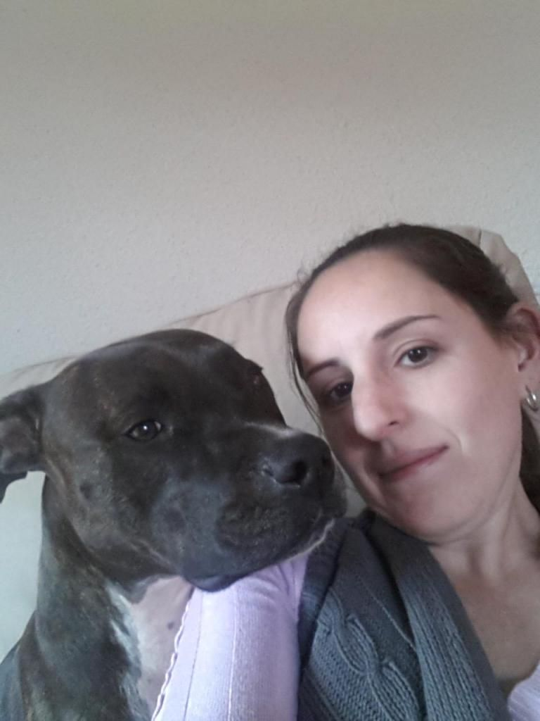 Roxy and mum selfies 20140614_162604_zpsd6a4962a