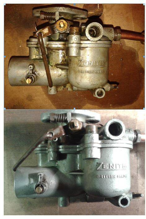 Cleaning muck and grease off engines Carb_zpsswseywah