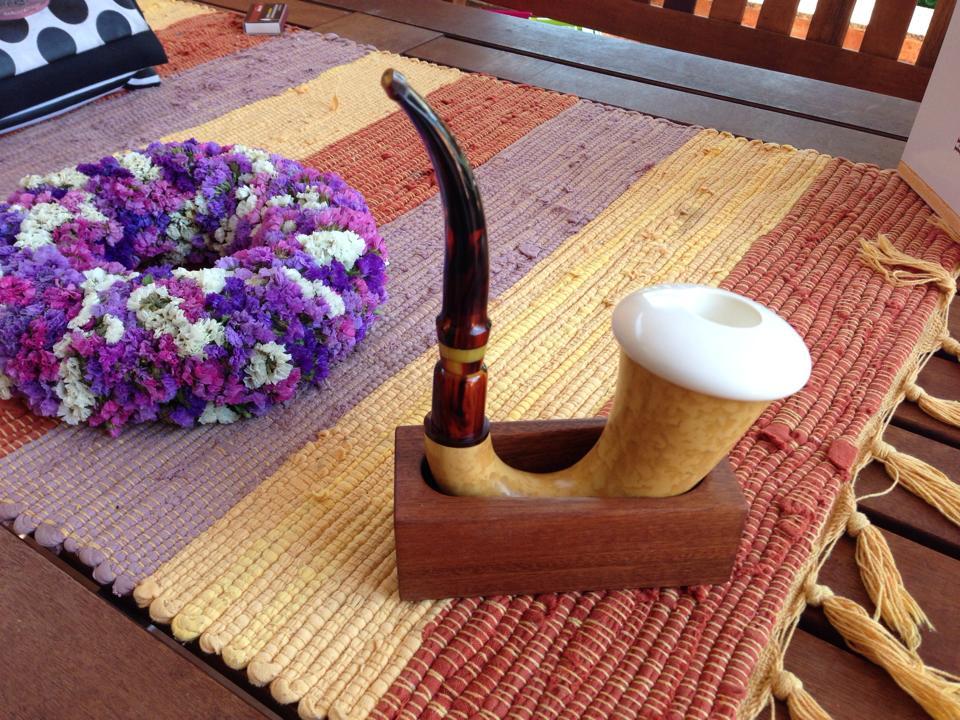 Barbine pipe Calabash_zpsdaa44446