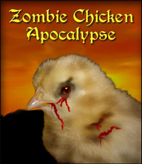 pl post for one of our last true blue    James / Ourchickenshack ;) Zombiechickien_zps2e3710af