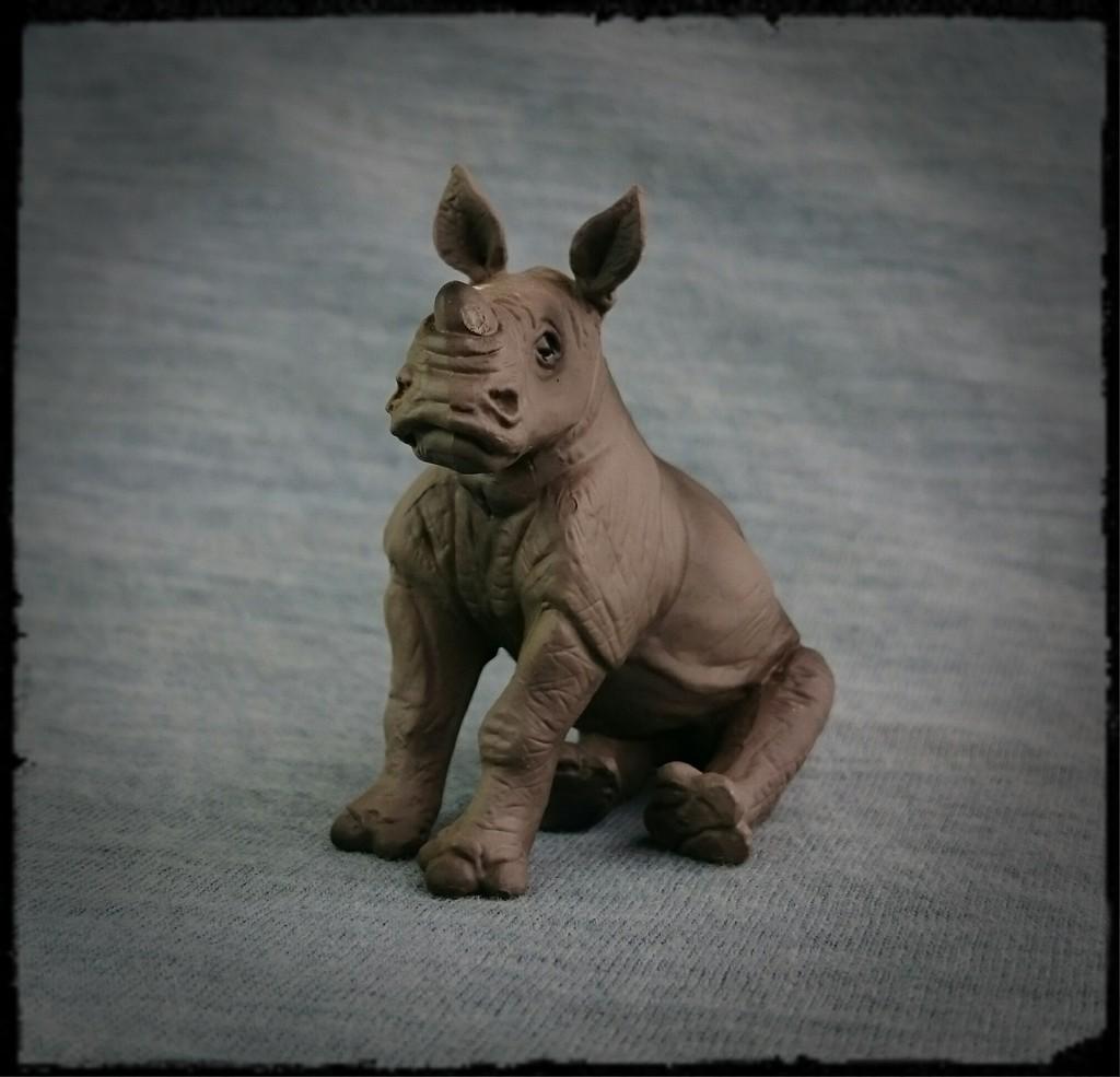 Mojo 2016 - White Rhinoceros Baby Sitting - Walkaround by Kosta 2_zpsbjz1oimz
