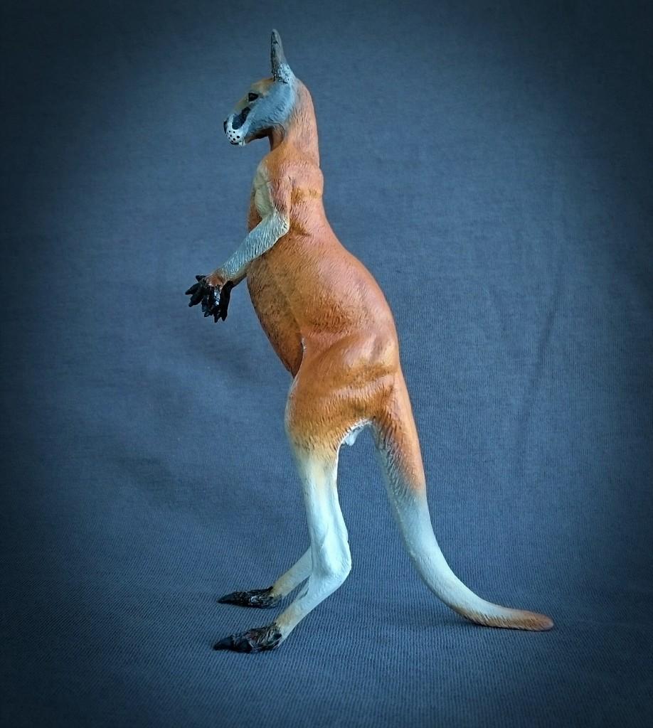 Southlands Replicas - Red Kangaroo Buck, Dingo and Echidna 8_zpsuu2yyxc6