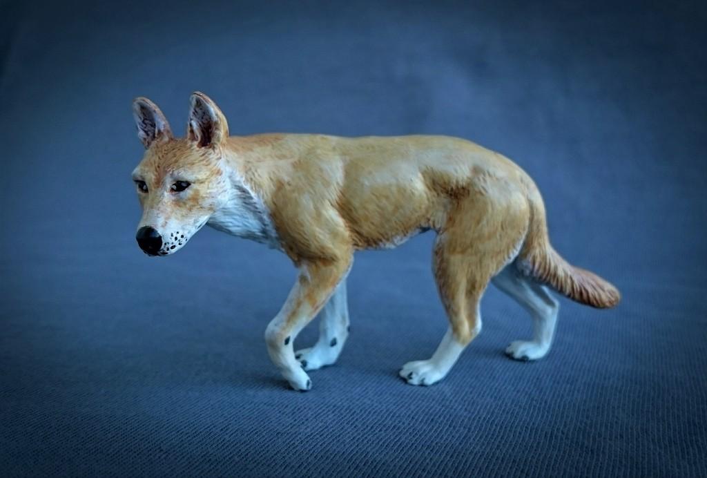 Southlands Replicas - Red Kangaroo Buck, Dingo and Echidna 1_zpspsfyvzjq