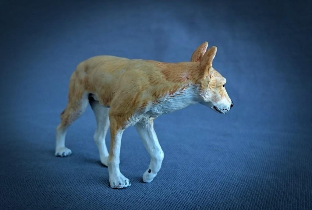 Southlands Replicas - Red Kangaroo Buck, Dingo and Echidna 4_zpsw1l0k0ck