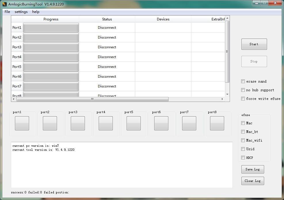 Débriquer sa JXD S7300B ( Validé !) Importupgrade