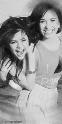 Demi Lovato e Selena Gomez. DemieSelena_zps449f9f7e
