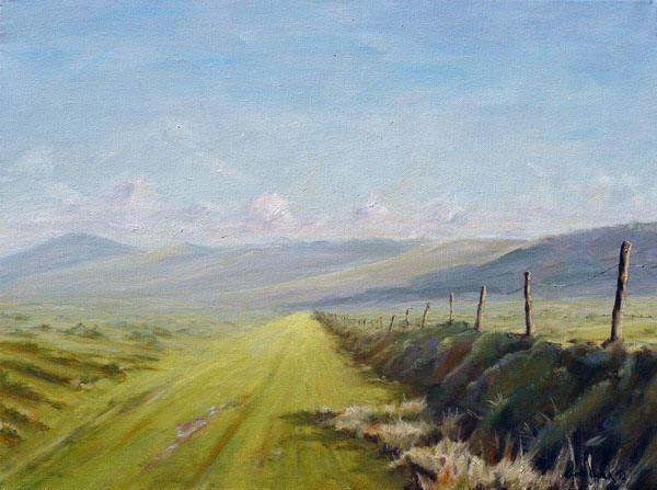 அழகு மலைகளின் காட்சிகள் சில.....01 - Page 40 Landscape-painting