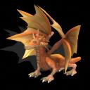 Dragón de fuego [Pedido de --Taiger--] DragoacutenSolardefuego_zpsebc58559