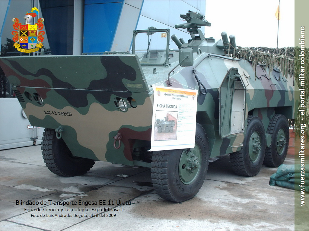 Colombian Armed Forces. - Page 2 Blindados-008_zpsb9d97934