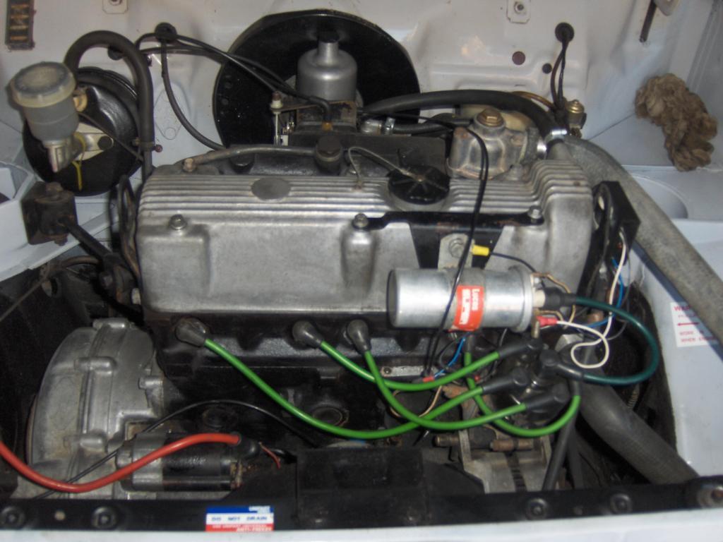 My Vanden Plas Auto Resto - Page 3 137Serviceampcleanupcomplete_zps42b6467a
