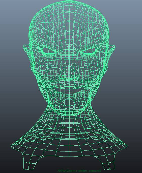 Character modeling - Samuel cinder Wirehead_zps63189aab
