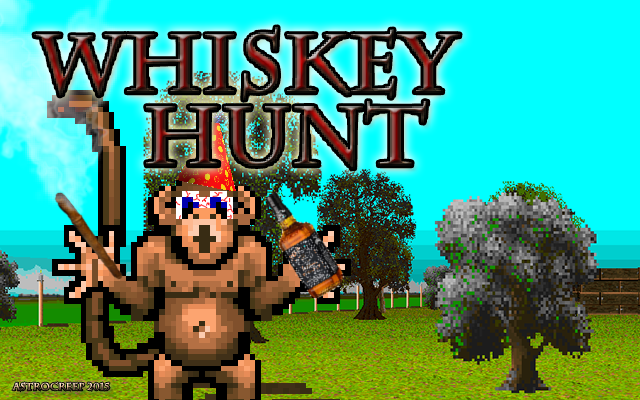[ECWolf ]NOAHPAK - WHISKEY HUNT [1 Level Mod for ECWolf / Super 3D Noah's Ark] TITLEPIC_zpssvcqubz7