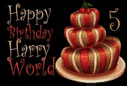 5 Χρόνια Harry world